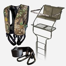 Treestands and Harnesses