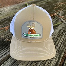 Buckmasters Throwback Richardson Tan Hat 1211551241