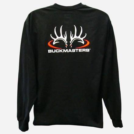 Black New Logo LS Tshirt 1411551165