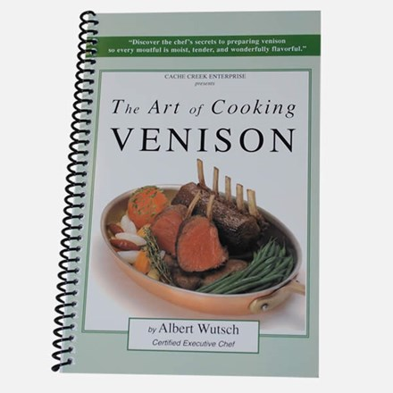 The Art of Cooking Venison 1312551111
