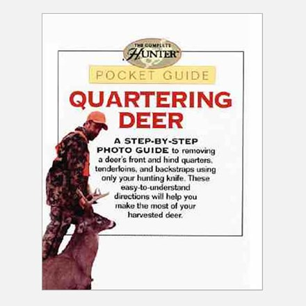Quartering Deer Pocket Guide 1317551112