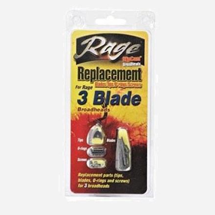 Rage 3 Blade with Kore Technology Replacement Blades 1921590160