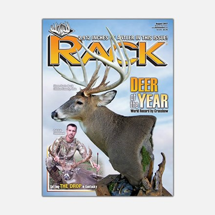 RACK Magazine 1-Year Subscription BCK-RMEM01