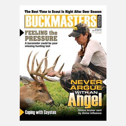 Buckmasters 2013 Winter Issue 2511552702