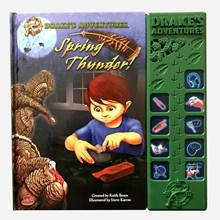 Drake's Adventures Spring Thunder audio book 1314591114