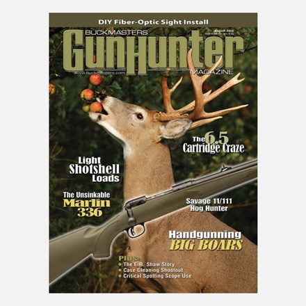 Gunhunter 2013 August Issue 2513550002