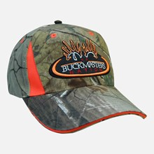 Realtree Oval Nation Cap with Blaze Inserts 1211551202