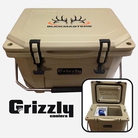 20 Qt Grizzly Cooler 2111591113