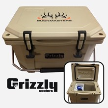 20 Qt Grizzly Cooler 2111591113