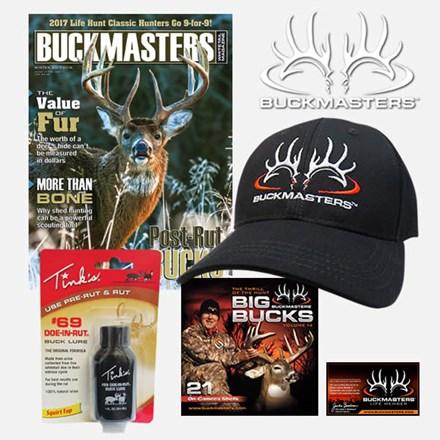 Buckmasters Life Membership BCK-MEMLF
