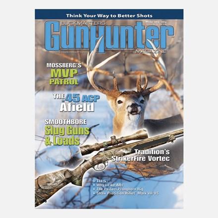 Gunhunter 2013 December Issue 2513550006
