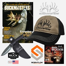 Exclusive Buckmasters One Year Membership 1111551127
