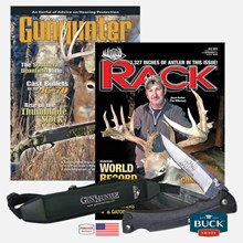 RACK / GunHunter Combo Offer BCK-RGC
