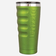 Grizzly 20oz Lime Green Cup with Buckmasters Logo 2212591114