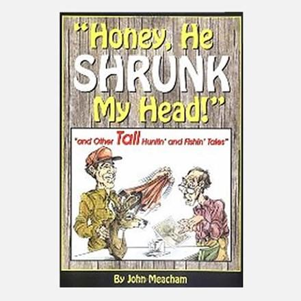 Honey, He SHRUNK My Head! 1314551126