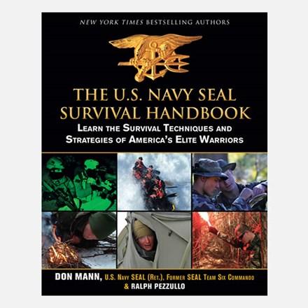 The U.S. Navy SEAL Survival Handbook 131359001