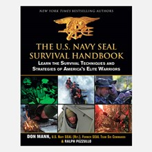 The U.S. Navy SEAL Survival Handbook 131359001