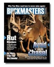 1 year Buckmasters Magazine 1111551128