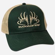 Forest green Buckmasters mesh cap 1216591133