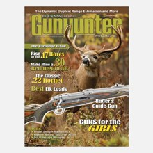 Gunhunter 2013 October Issue 2513550004