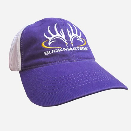 Purple, White and Gold Logo Cap 1211551213