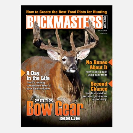 Buckmasters 2013 July Issue 2511552707
