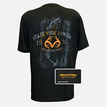 Realtree State Wide Hunter Tshirt 1411590008
