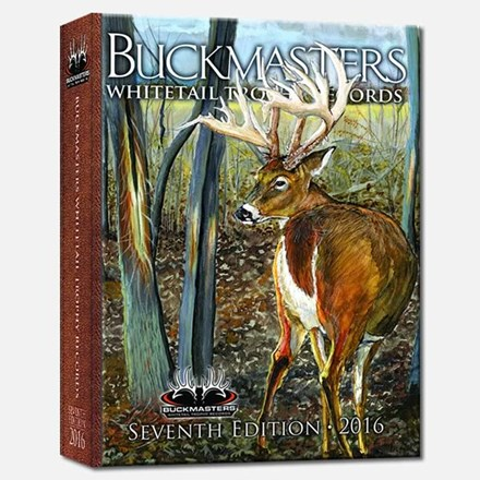 Buckmasters Whitetail Trophy Records 7th Edition 1313581114