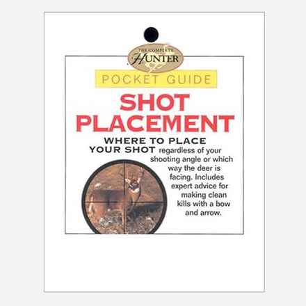 Shot Placement Guide Pocket Guide 1317551114