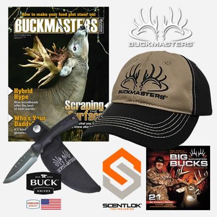 Exclusive Buckmasters 1 Year Membership 1111551126