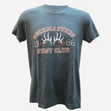 Heathered Charcoal Hunt Club Tshirt 1411551163
