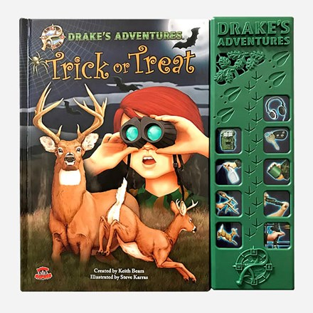 Drake's Adventures Trick or Treat audio book 1314591113