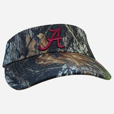 Alabama Camo Visor 1211551176