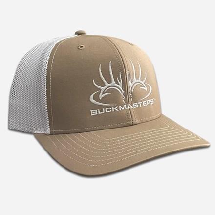 Buckmasters Richardson's Tan Logo Hat 1211551244