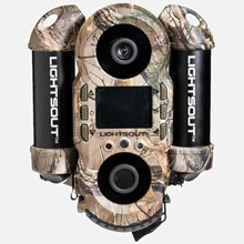 Wildgame Crush 8 Lightsout IR Game Camera hold