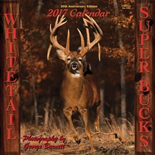 2016 Whitetail Super Bucks Calendar 1316551121