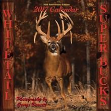 2016 Whitetail Super Bucks Calendar 1316551121