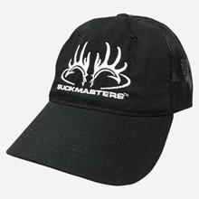Buckmasters 2019 Black Mesh Cap 1211551238