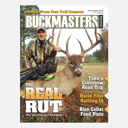 Buckmasters 2013 September Issue 2511552705