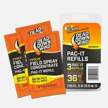 Dead Down Wind™ Field Spray Pac-It Refills 1921590196