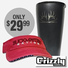 Memorial Day Grizzly Cup & Visor Special 2121590001