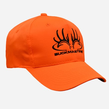 Buckmasters Hunter Orange Cap x