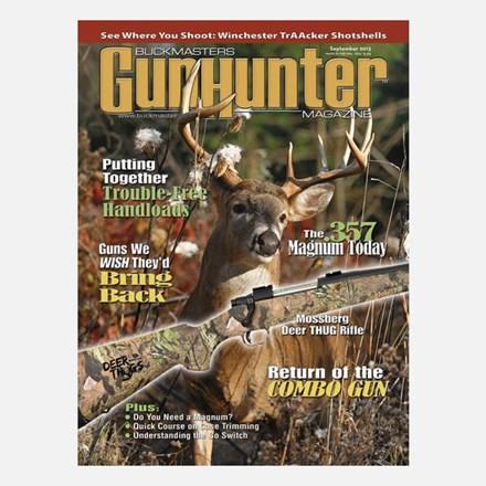 Gunhunter 2013 September Issue 2513550003