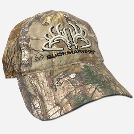 2018 Buckmasters Camo Mesh cap 1211551230