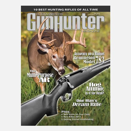 Gunhunter 2013 July Issue 2513550001