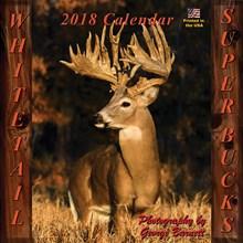 2017 Whitetail Super Bucks Calendar 1316551122