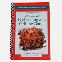 The Art of Barbecuing and Grilling Game 1312551115