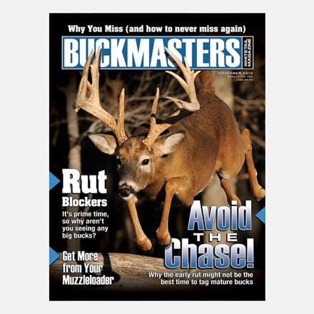 Buckmasters 2013 November Issue 2511552703