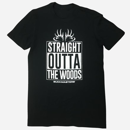 Straight Outta the Woods Shirt 1411551180
