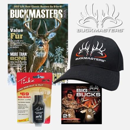 Buckmasters One Year Package 1111551123